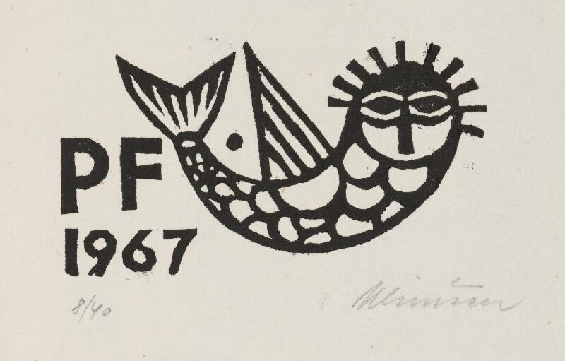 Fedor Klimáček - PF 1967