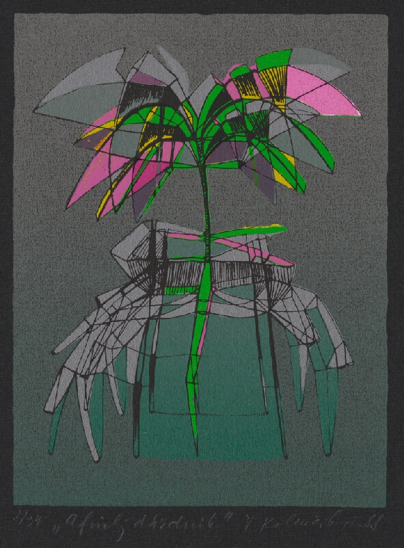 Tamara Kolenčíková - Africký dáždnik