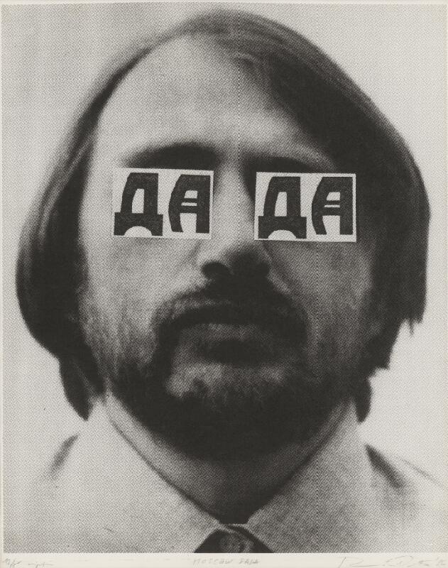 Peter Rónai - Moscow DADA
