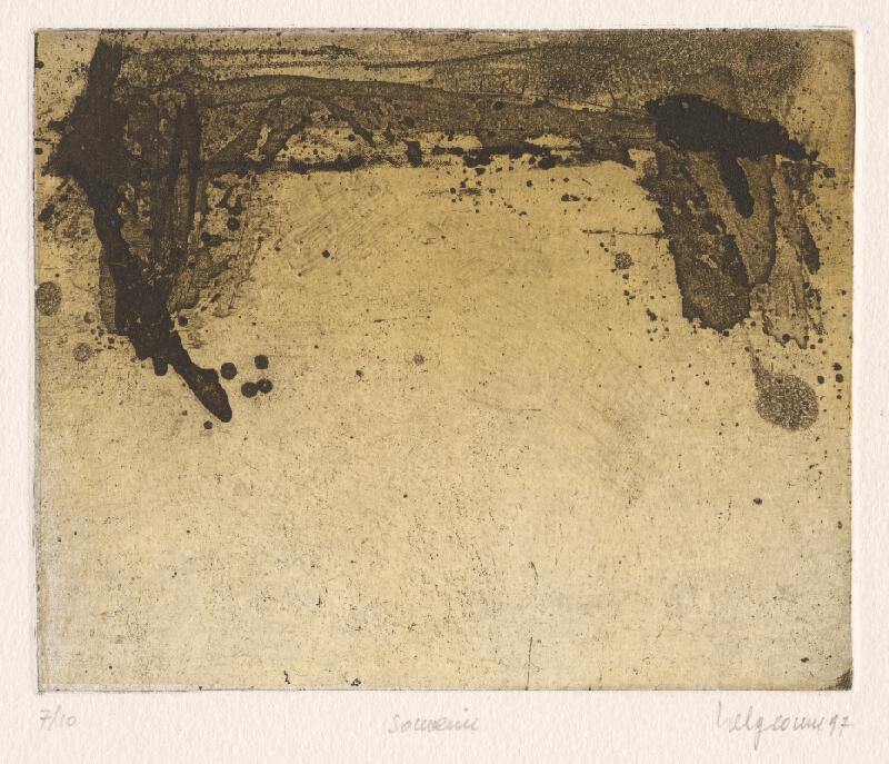 Gabriel Belgeonne - Souvenir