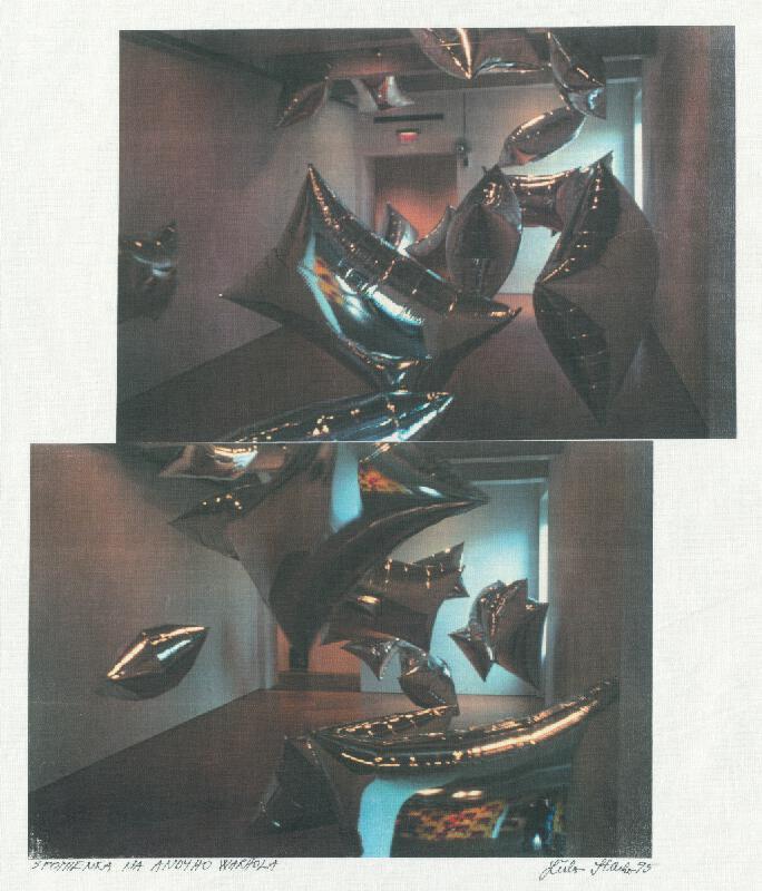 Ľubo Stacho - Spomienka na Andyho Warhola