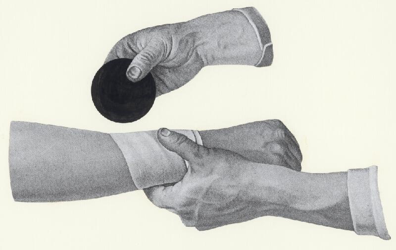 Roman Ondak - Tri ruky, jedna zlomená I