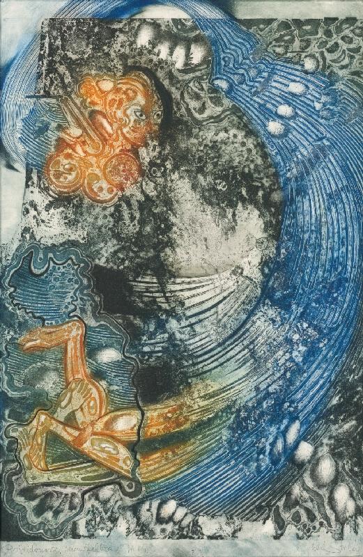Gabriel Štrba - Poseidonova manželka
