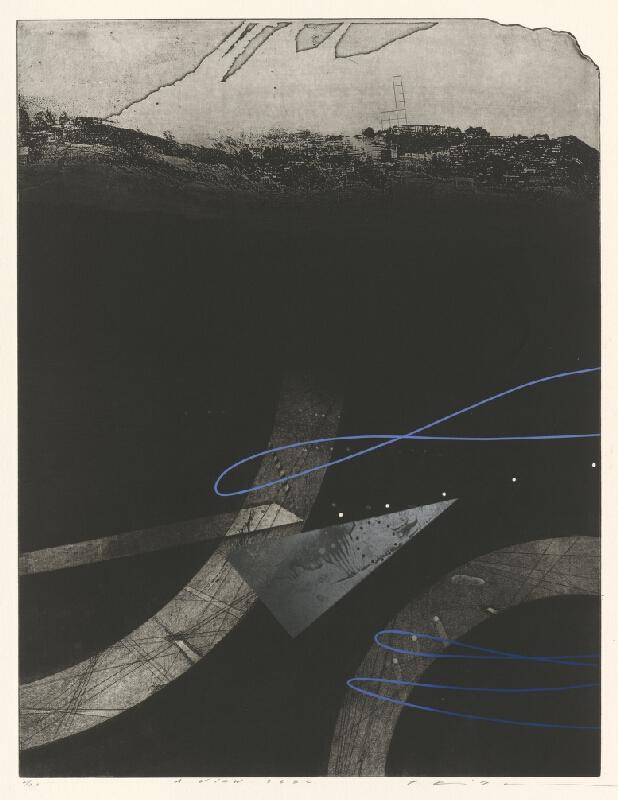 Toshimi Kitano - A View - 9630