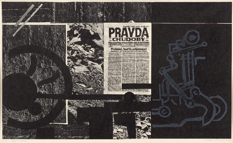 Ivan Štubňa - Revolučná tlač - Pravda chudoby