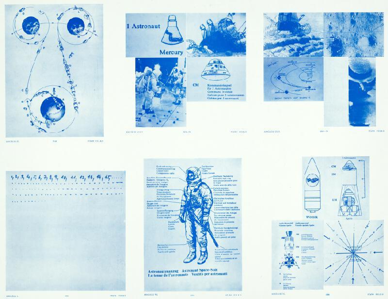 Stanislav Filko - 4. dimenzia - Kozmológia Modrá čakra - Filko 1952-68-69