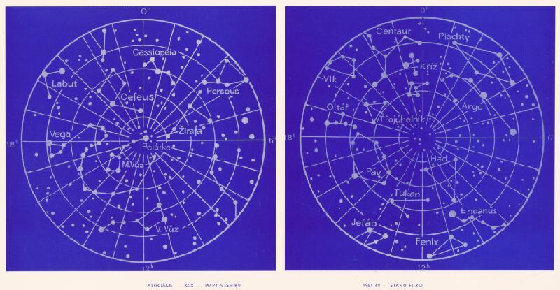 Stanislav Filko - Asociácie XXIX.Mapy vesmíru