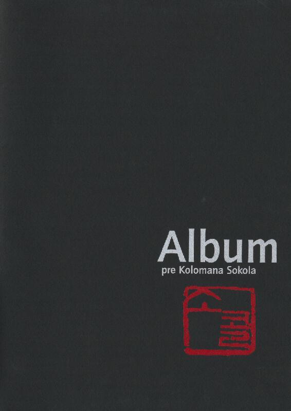 Kolektív autorov - Album pre Kolomana Sokola