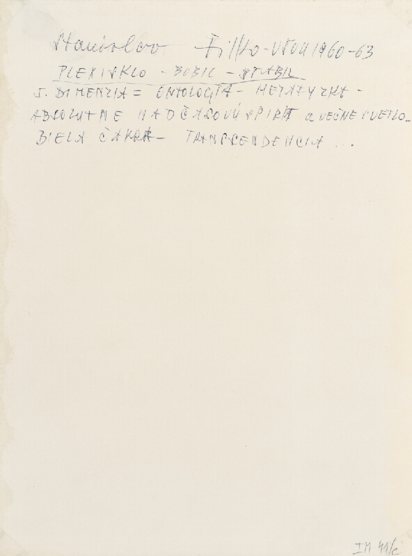 Stanislav Filko, Miloš Laky, Ján Zavarský - 5. DIMENZIA = ONTOLOGIA – METAFYZIKA – ABSOLUTNE NADČASOVÝ SPIRIT A VEČNE SVETLO... BIELA ČAKRA – TRANSCENDENCIA ... (WHITE SPACE IN WHITE SPACE)