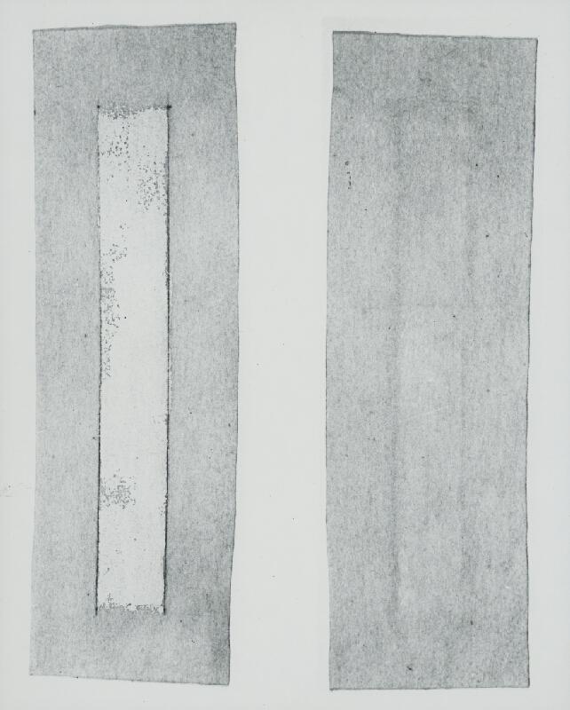 Stanislav Filko, Miloš Laky, Ján Zavarský - SENSITIVITET – I. – BIELA VERTIKAL – FILC + VALEK (WHITE SPACE IN WHITE SPACE)