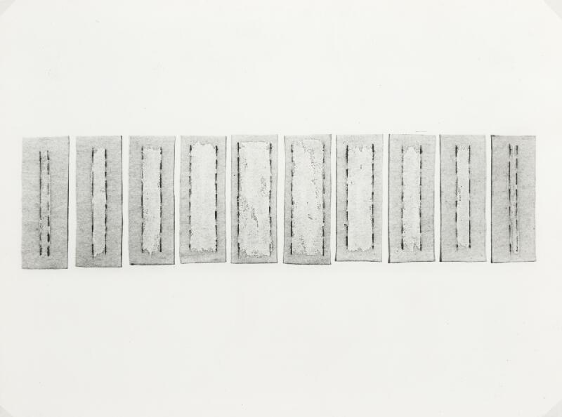 Stanislav Filko, Miloš Laky, Ján Zavarský - SENSITIVITET – I. – VERTIKAL – FILC + VALEK (WHITE SPACE IN WHITE SPACE)