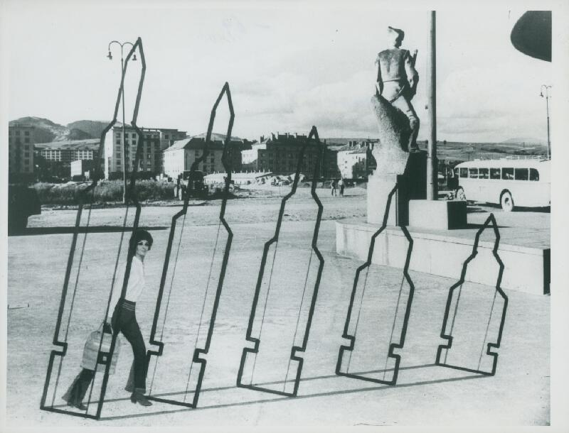 Stanislav Filko - LE MONUMENT D'AUJOURD'HUI, Asociacie XVI – A