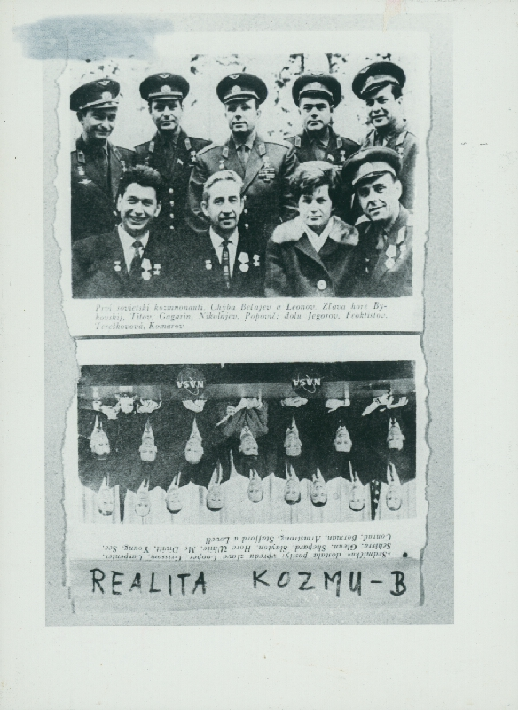 Stanislav Filko - 4. DIMENZIA – KOZMOLOGIA MODRA ČAKRA 1960-65