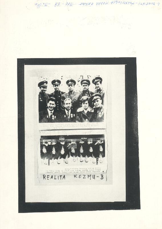 Stanislav Filko – 4. DIMENZI – KOZMOLOGIA MODRA ČAKRA – 1960 - 68 – FILKO
