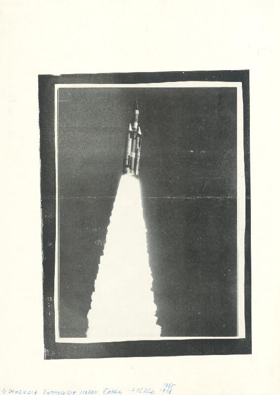 Stanislav Filko - 4. DIMENZIA – KOZMOLOGIA MODRA ČAKRA – FILKO 1968