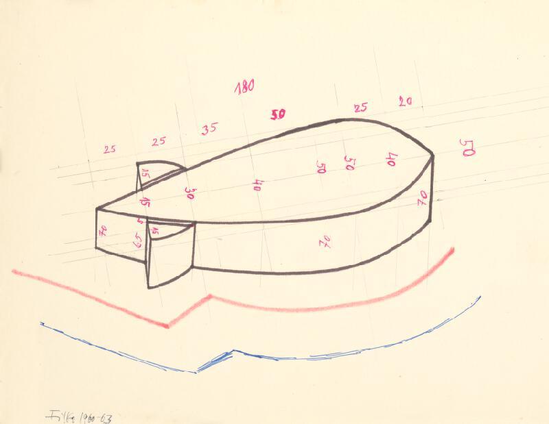 Stanislav Filko – KOSMOS, Sedadlá – Concept - MODRE, Stredoslovenská galéria