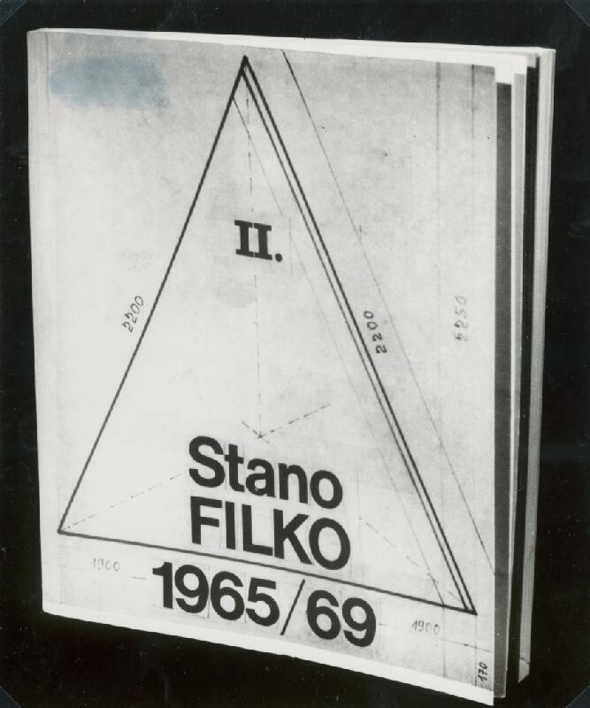 Stanislav Filko – Komunikatívna výstava – Chronológia tvorby 1965 – 69