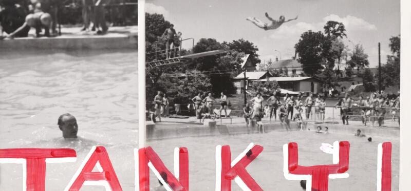 Stanislav Filko - TANKY (zo súboru K návrhu do súťaže o pamätník protitotalitného vystúpenia '68 – k nedožitým 80. narodeninám A. Dubčeka)