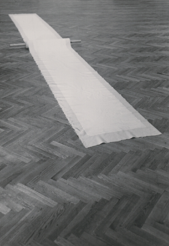 Stanislav Filko, Miloš  Laky, Ján  Zavarský - SENZIBILITA = HORIZONTAL – WHITE SPACE IN WHITE SPACE,