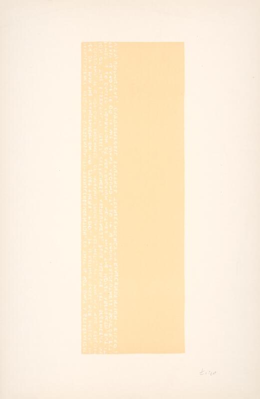 Stanislav Filko - Transcendentation – Oversensuality – Creation, Horizontal (časť názvu)