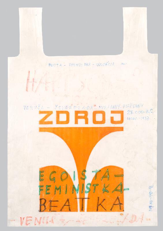 Stanislav Filko - ZDROJ – EGOISTA – FEMINISTKA – BEATKA –   VENUŠA – ŠEHEREZÁDA