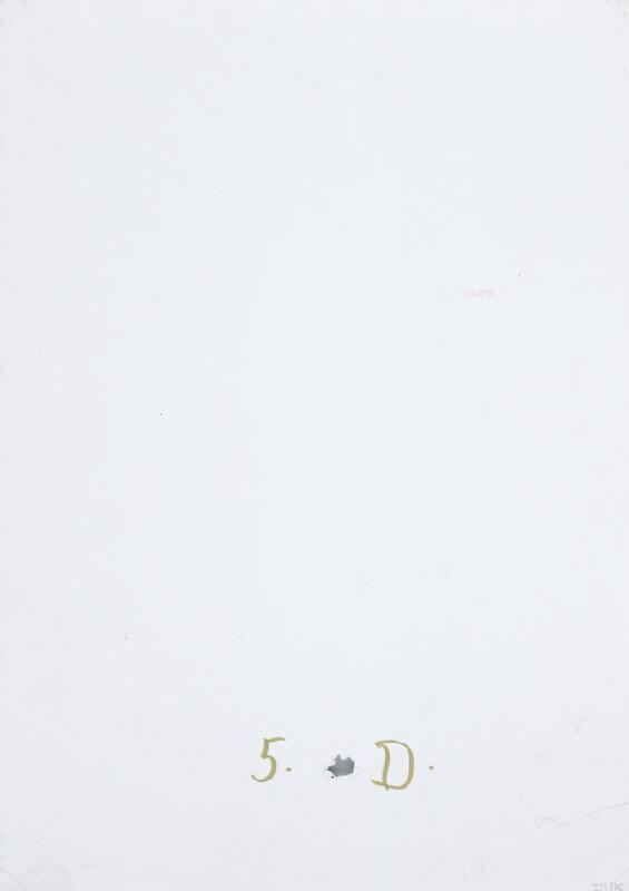 Stanislav Filko - Bez uvedenia názvu  (S. FILKO NYC 1985 (...)  ALTRUISTAOQQ (...) 5.D. (...) PRED ANTE.AGOQ. BIG BANG...)
