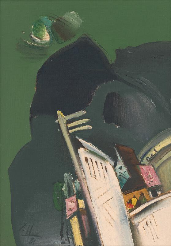 Ferdinand Hložník - Brána