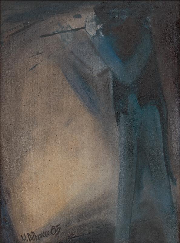 Marcel Dúbravec - Hráč na flautu