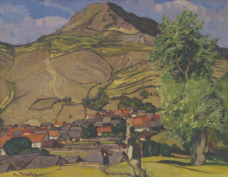 Martin Benka - Biely potok