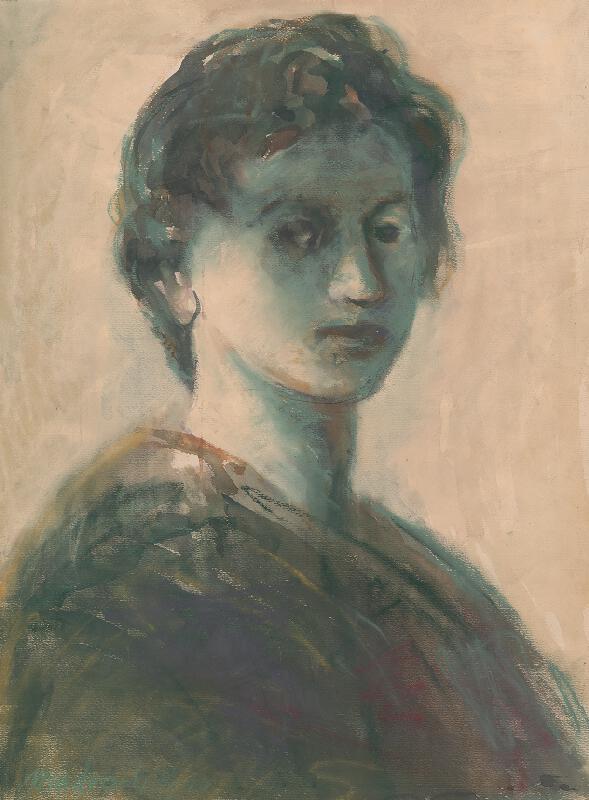 Ján Mudroch - Podobizeň ženy II.