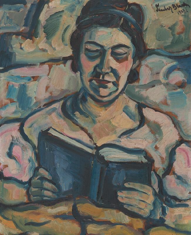 Blanka Tauberová - Portrét pani Neufeldovej