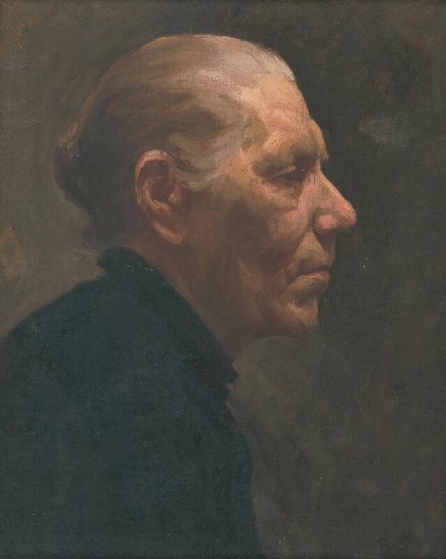 Jozef Bendík – Podobizeň starenky