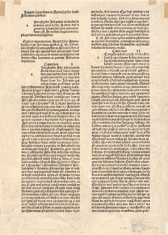 Albrecht Dürer – Mučenie sv. Ján Evanjelistu