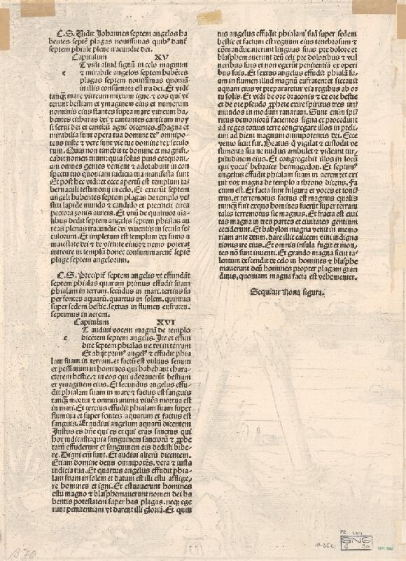 Albrecht Dürer – Sv.Ján na Pathme