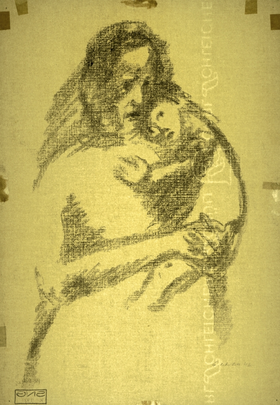 Eugen Nevan – Matka s dieťaťom