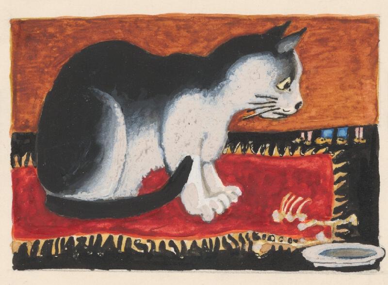 Ján Trojan - Mačka
