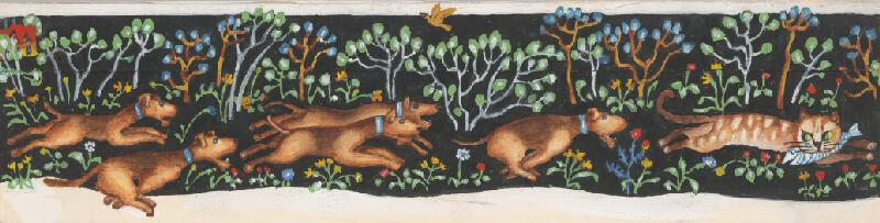 Ján Trojan - Psi a mačka