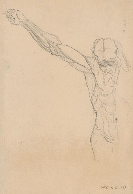 Ján Fadrusz – Muž s palicou