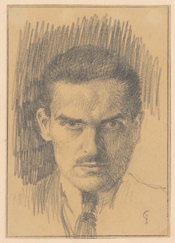 Ladislav Treskoň - Autoportrét