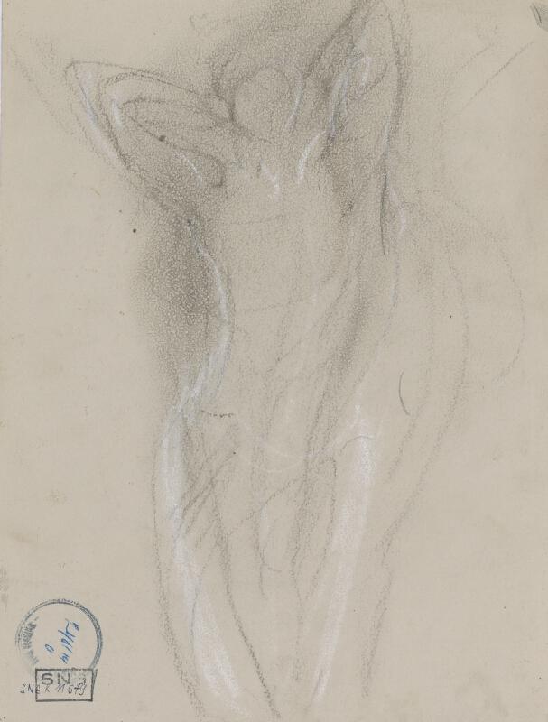 Ladislav Mednyánszky - Figurálne štúdie 493