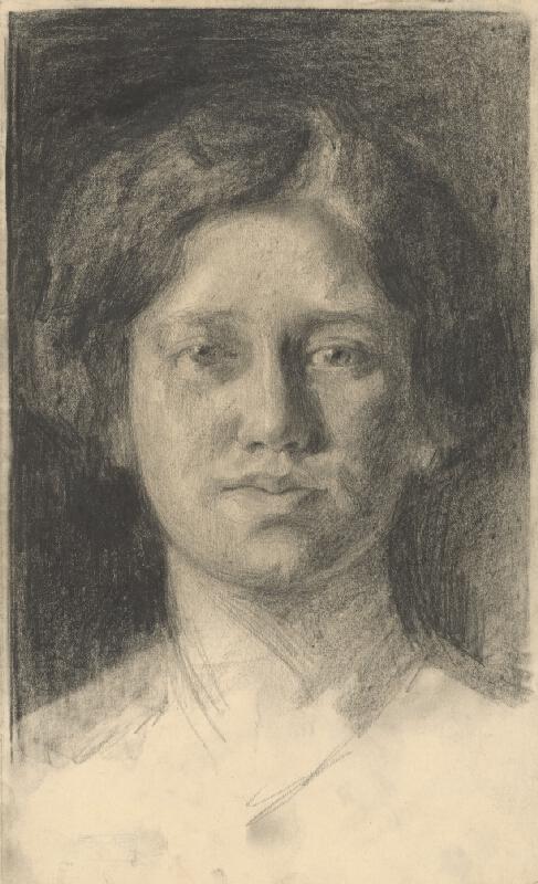 Eduard Putra - Hlava ženy