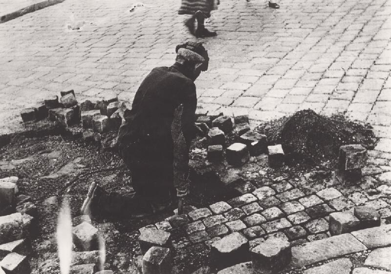 Irena Blühová - Dláždič