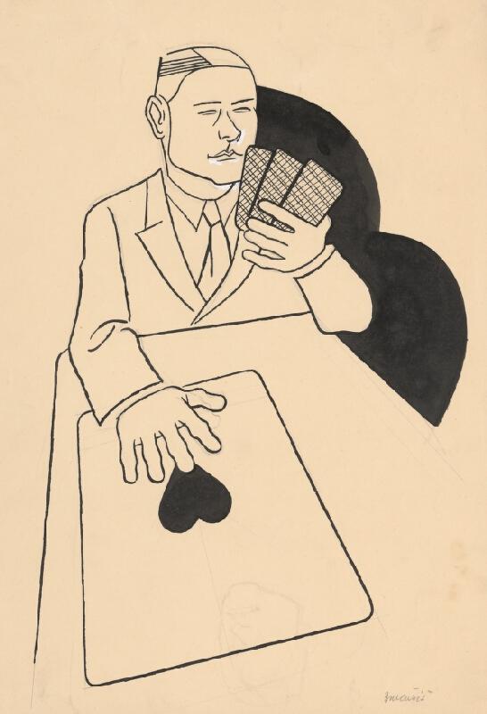 Štefan Bednár - Karikatúra