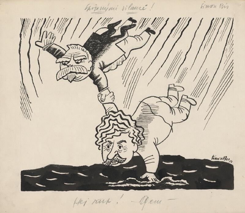 Štefan Bednár - Spojenými silami - 1934