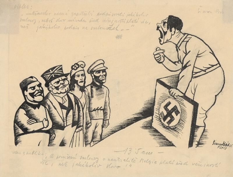 Štefan Bednár - Hitler reční pred Sovietskym zväzom, Franciou, Anglickom a Talianskom