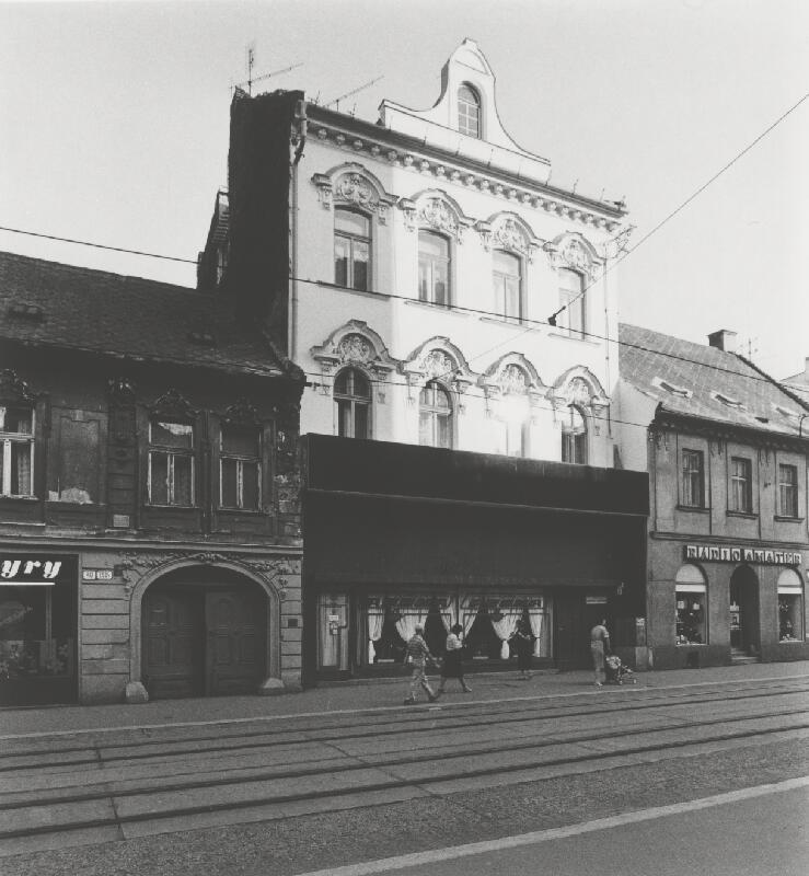 Juraj Bartoš - Obchodná ulica III.