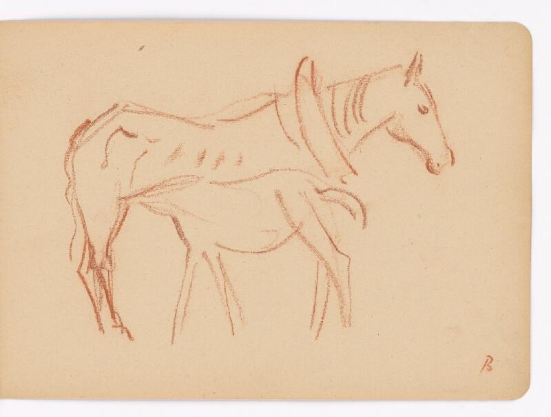 Miloš Alexander Bazovský - Kôň