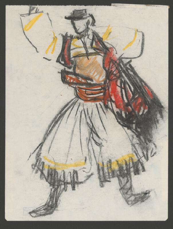 Sibylla Greinerová - Mužský tanec