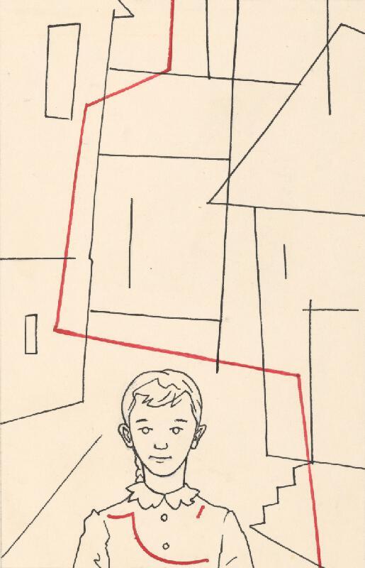 Imrich Weiner-Kráľ - Kresba na titulný list