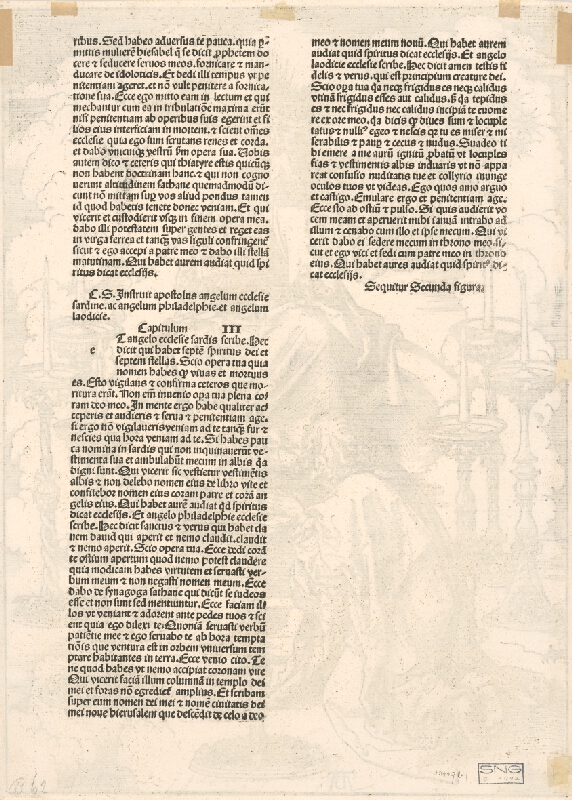 Albrecht Dürer – Sv.Ján pozorujúci 7 svietnikov